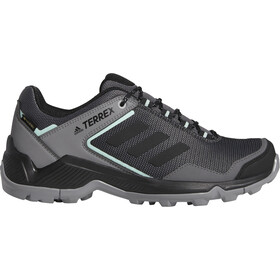 adidas TERREX Eastrail Gore-Tex Chaussures de randonnée Imperméable Femme, grey four/core black/clear mint
